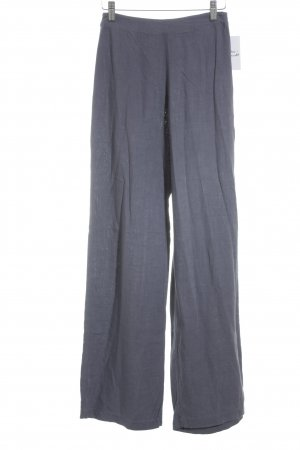 Abercrombie & Fitch Stoffhose grauviolett Boho-Look