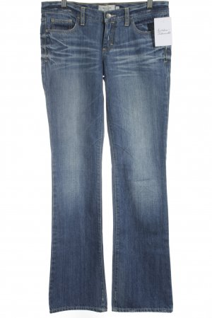 Abercrombie & Fitch Straight-Leg Jeans blau Casual-Look