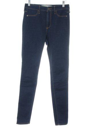 Abercrombie & Fitch Jeans elasticizzati blu stile casual