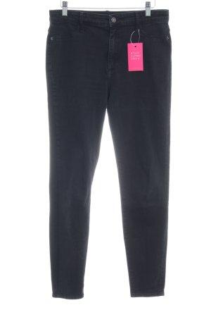 Abercrombie & Fitch Jeans stretch noir style classique