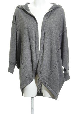 Abercrombie & Fitch Cardigan in maglia grigio stile casual