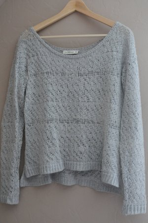 Abercrombie Fitch Pullover Grau