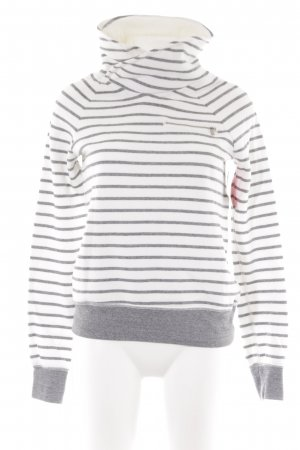 Abercrombie & Fitch Strickpullover Ringelmuster Street-Fashion-Look