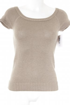 Abercrombie & Fitch Knitted Top grey brown casual look
