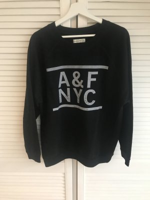 Abercrombie & Fitch Sweater black