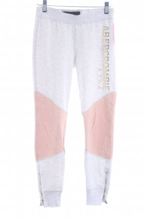 Abercrombie & Fitch Sweat Pants multicolored simple style