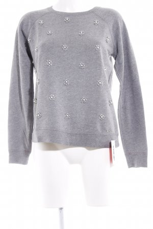 Abercrombie & Fitch Sweatshirt dunkelgrau Casual-Look