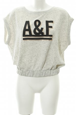 Abercrombie & Fitch Suéter moteado look casual