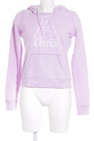 Abercrombie & Fitch Sweatshirt rosa Casual-Look