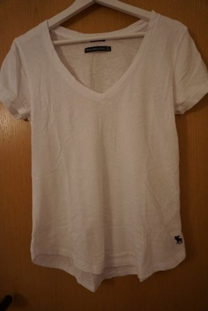 Abercrombie & Fitch T-shirt blanc