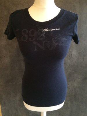 Abercrombie & Fitch Camicia blu scuro
