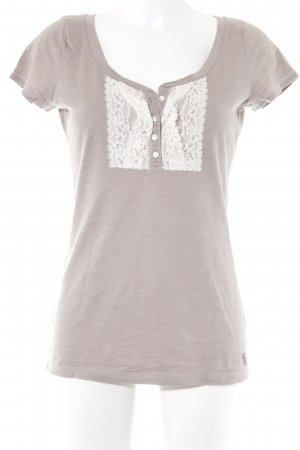 Abercrombie & Fitch T-Shirt mehrfarbig Street-Fashion-Look