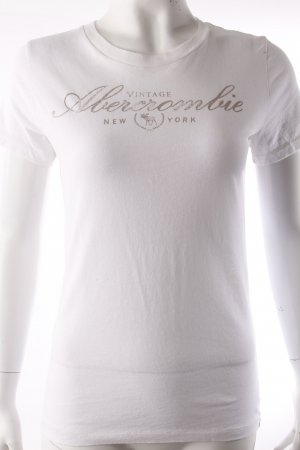Abercrombie & Fitch T-Shirt weiß