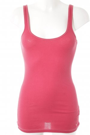 Abercrombie & Fitch Tank Top magenta casual look