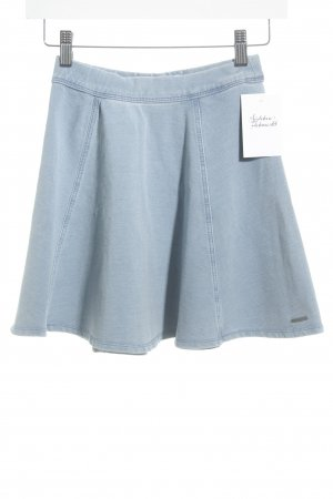 Abercrombie & Fitch Circle Skirt azure simple style