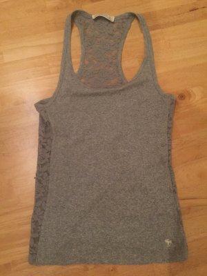 Abercrombie & Fitch Top mit transparentem Rücken
