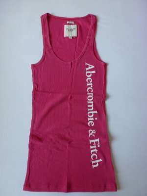 Abercrombie & Fitch Top, rot-pink