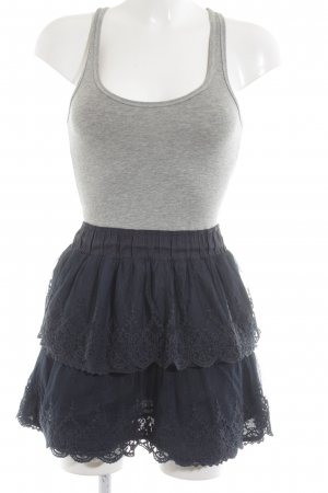 Abercrombie & Fitch Pinafore dress light grey-blue casual look