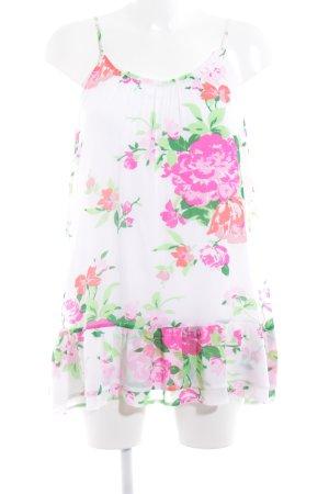 Abercrombie & Fitch Trägerkleid Blumenmuster Romantik-Look