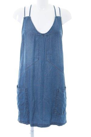 Abercrombie & Fitch Trägerkleid kornblumenblau Casual-Look