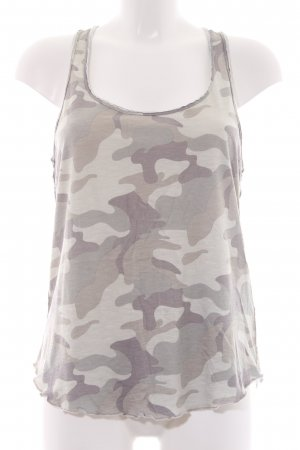 Abercrombie & Fitch Trägertop Camouflagemuster Casual-Look
