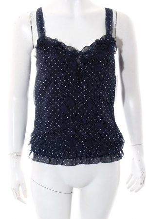 Abercrombie & Fitch Trägertop dunkelblau Casual-Look