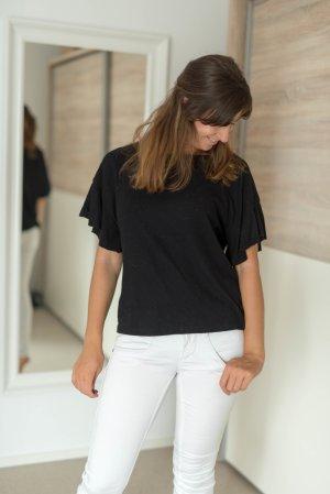 Abercrombie & Fitch Tshirt Shirt in schwarz M
