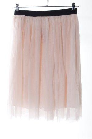 Abercrombie & Fitch Tulle Skirt pink-black elegant