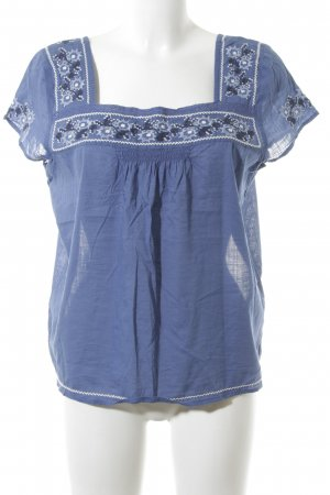 Abercrombie & Fitch Tunikabluse florales Muster Beach-Look