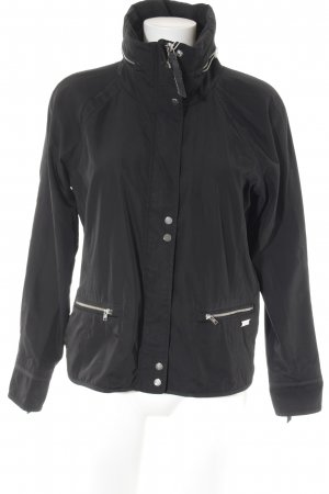 Abercrombie & Fitch Between-Seasons Jacket black casual look