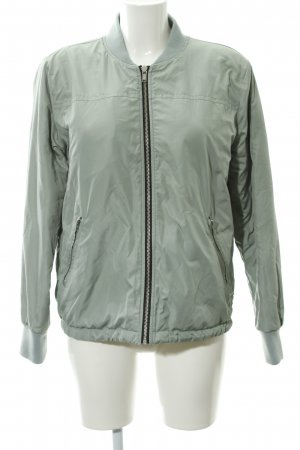 Abercrombie & Fitch Reversible Jacket sage green-mint casual look