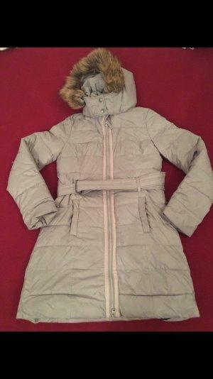 Abercrombie & Fitch Veste d'hiver gris clair
