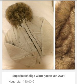 Abercrombie& Fitch Winterjacke