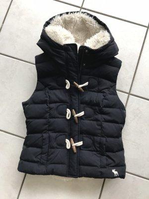 Abercrombie - flauschige Weste für den Winter