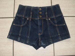 Abercrombie High waist Jeans Shorts Hot Pants Gr. 28 S 36/38
