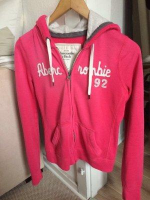 Abercrombie Hoodie pink