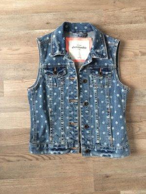 Abercrombie Jeansweste