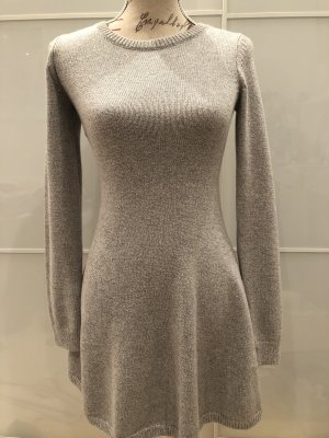 Abercrombie & Fitch Woolen Dress multicolored