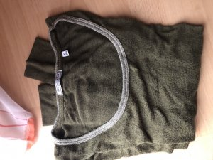 Abercrombie & Fitch Long Shirt multicolored