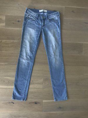 Abercrombie lightwash Jeans
