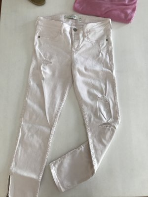 Abercrombie low waist Sommer Jeans hose Stretch used 26