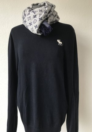 Abercrombie oversize Strick Woll Pullover XL 36 38 40