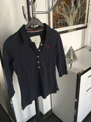 Abercrombie Poloshirt mit Dreiviertelarm