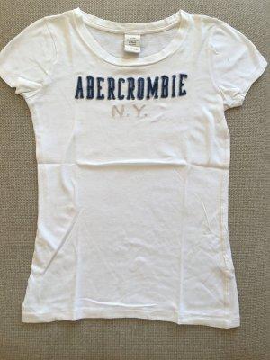 Abercrombie Shirt weiß