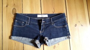 Abercrombie & Fitch Shorts dark blue