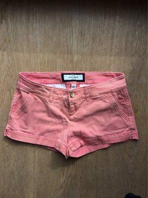 Abercrombie Shorts rosa