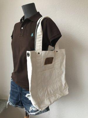 Abercrombie Stoff Tasche Tote für Strand Schule Freizu