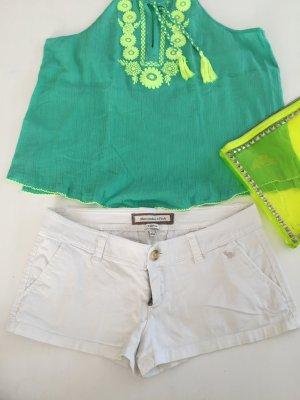 Abercrombie süße Sommer Shorts mit Aufschlag 36
