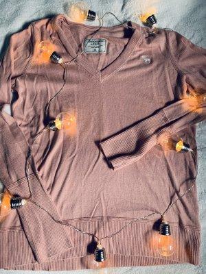 Abercrombie & Fitch Lange jumper roségoud