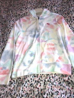 Abercrombie & Fitch Chaqueta estilo camisa multicolor